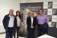 "La Novela ""El Guardián del Linaje"" en Cocentaina"