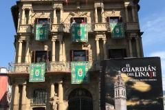 """La Novela """"El Guardián del Linaje"""" en Pamplona"""