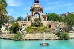 Fuente Monumental. Parque de la Ciutadella de Barcelona