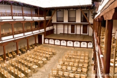 Corral de Comedias de Almagro, sede del Museo Nacional de Teatro.