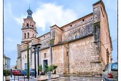 Iglesia y Campanar de Santa Maria de Ontinyent. Foto de Juan Alvarez 4-4-18