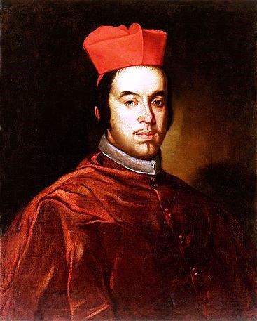 Retrato del Cardenal Luis Fernández de Portocarrero