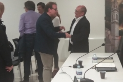 con José Rafael Pascual