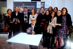 Ricardo Montés con sus compañer@s de la Asesoria Fiscal Montés.