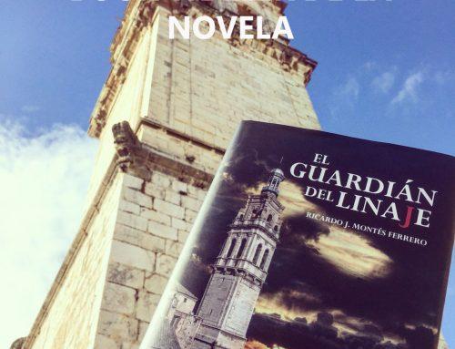"""El Book Trailer de la novela: """"El Guardián del Linaje""""."""